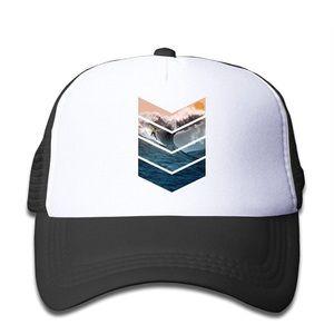 Sunrise Surfer Youth Trucker Hat